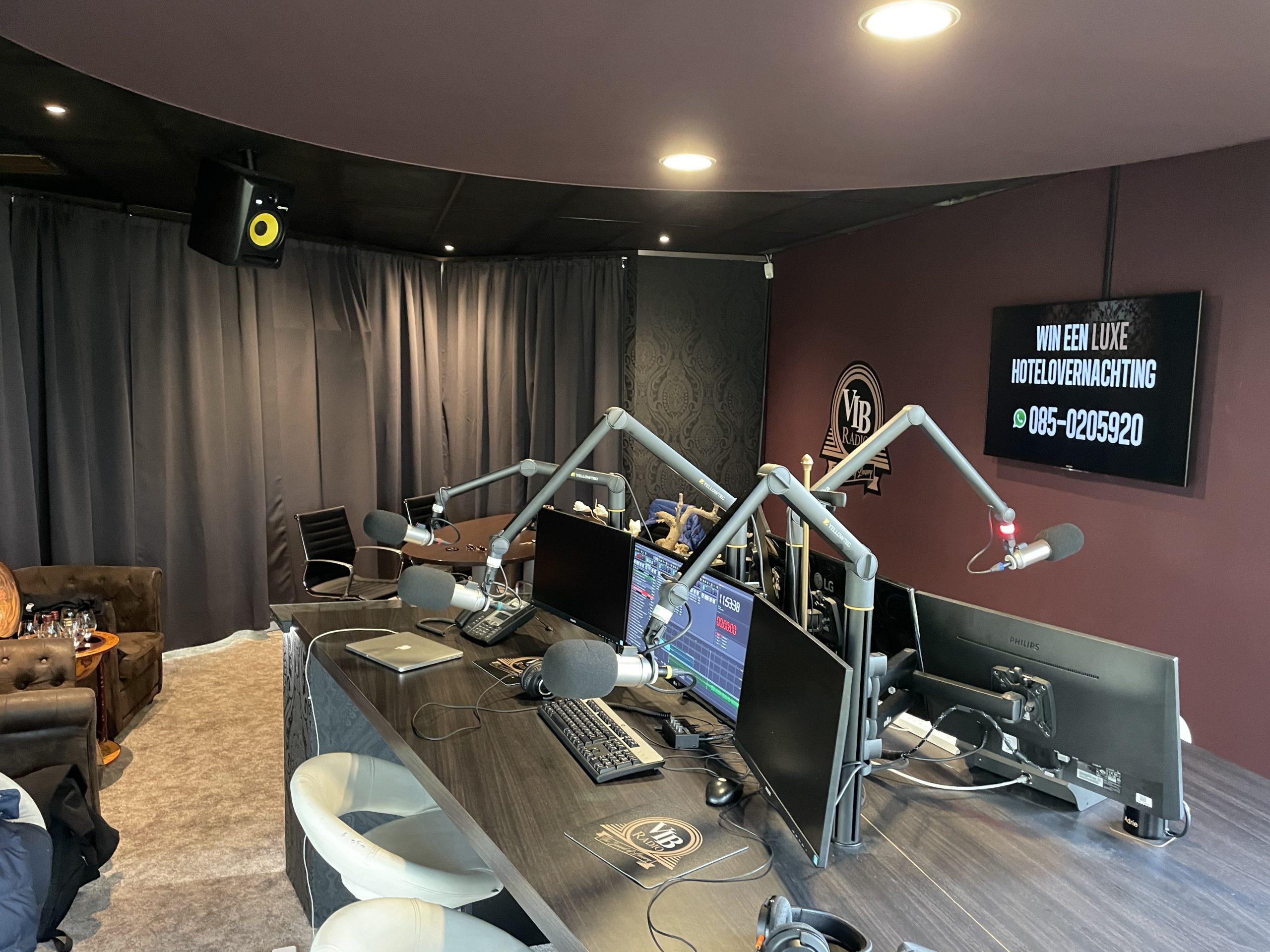 Studio - VIB Radio