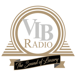 Logo VIB Radio - The Sound of Luxury